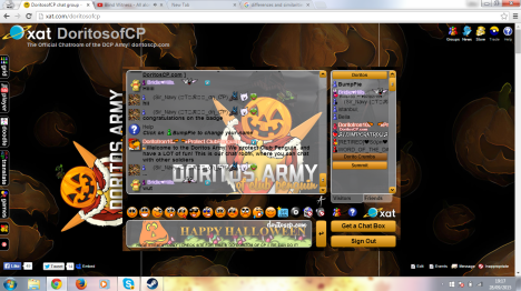 here u can see dcp with 50+ on chat LOL